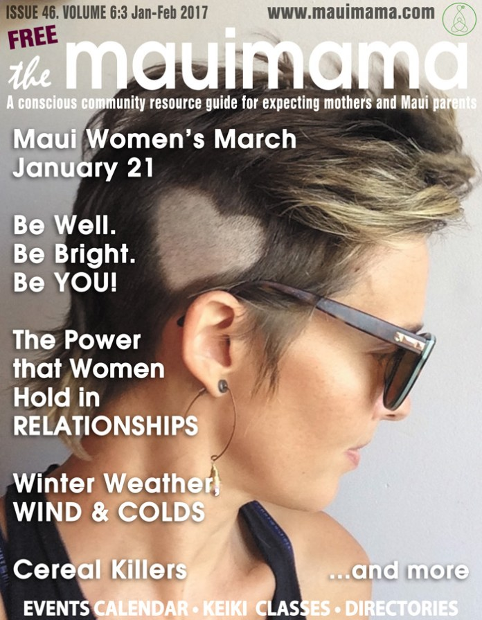 Mauimama front cover 2017