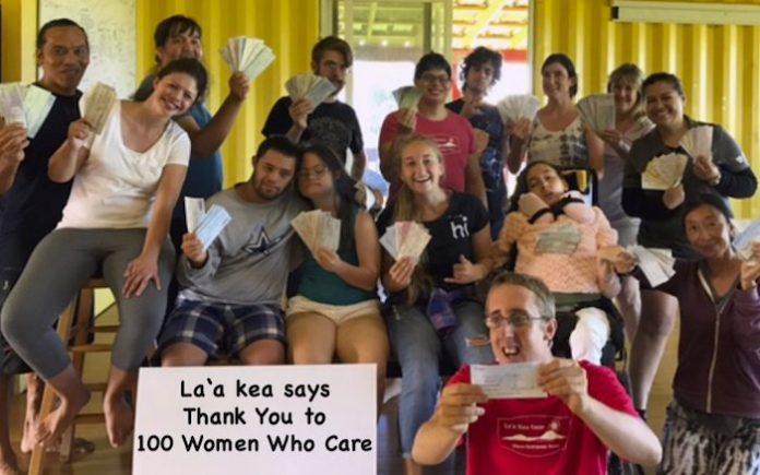 100 Women Who Care Maui