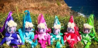 fairies hand-made Maui