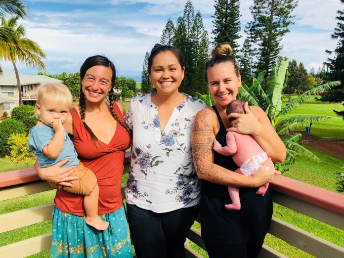 Maui mother group