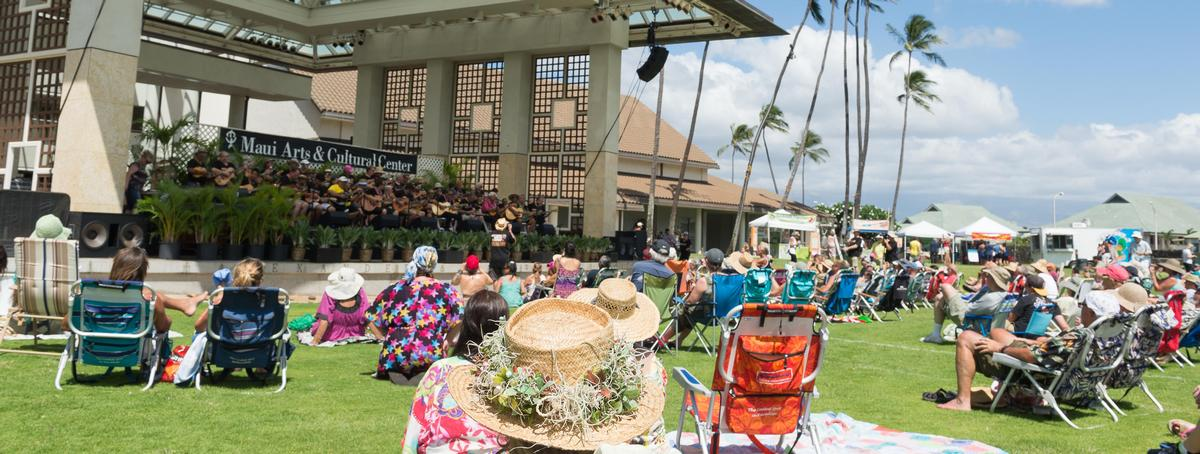 Maui Annual slack key Festival
