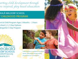 Haleakala Waldorf kindergarten