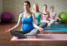 prenatal yoga benefits