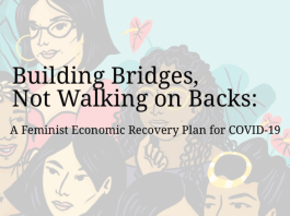 COVID Feminist Recovery Plan