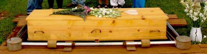 Grief funeral children