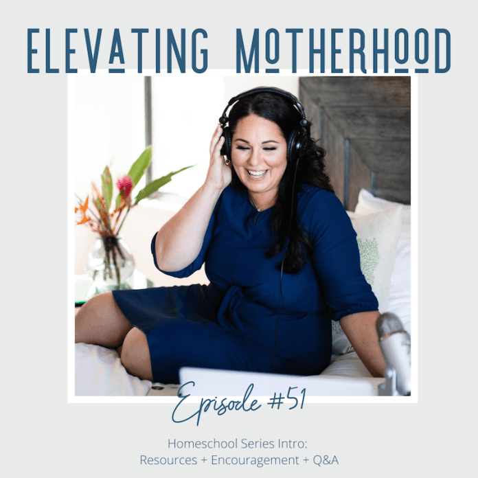 Elevating Motherhood Podcast