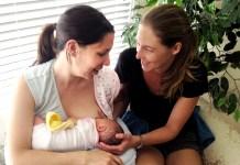 Breastfeeding Baby's Immune System