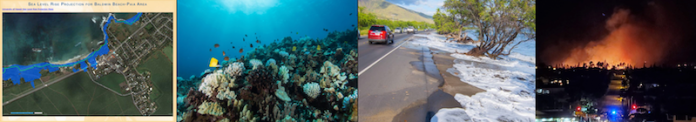 climate change Maui
