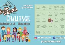 Eat Local Maui Challenge