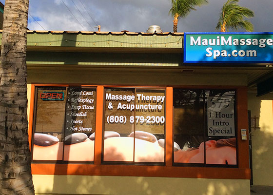 Kihei Massage