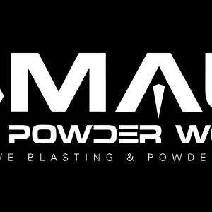 maui powder works logo