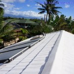 Maui Cement Roof Cleaning