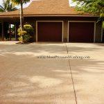 Clean concrete Maui