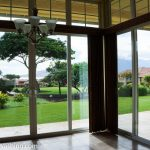 Clean Maui Sliding Glass