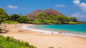 maui's best snorkel beaches, Maluaka beach park