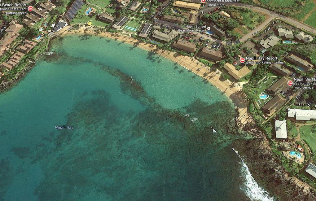 Napili Bay; 1 of Maui's best Beaches