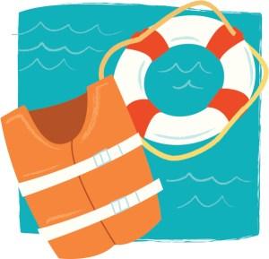 the maui snorkel store rents snorkel vests