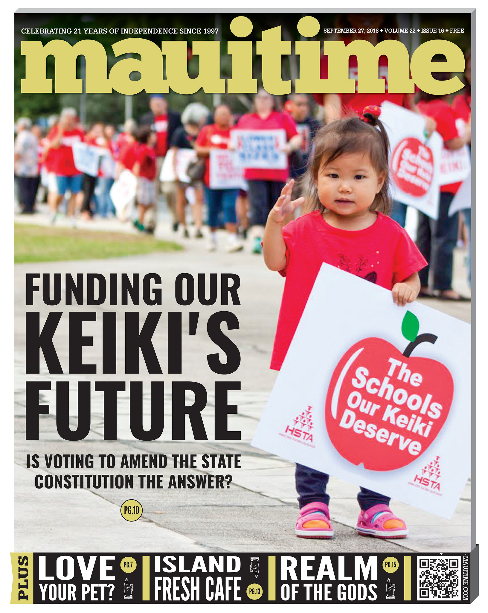 Funding Our Keiki S Future Is A Constitutional Amendment The Answer