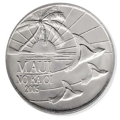 Series 3 Collection   Maui Trade Dollar
