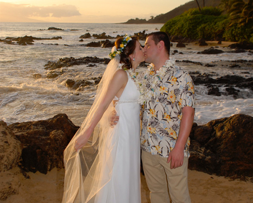 Maui Wedding Packages plumeria
