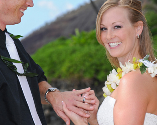 Maui Wedding Package simply married