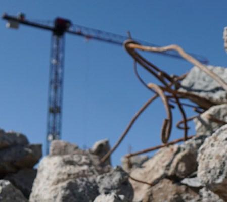 Gebäuderückbau – Abbruch