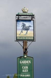 Black Horse Pub Maulden