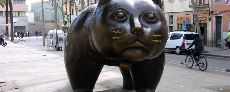 Fernando Botero - Gato