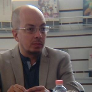 Doctor Jorge Volpi Escalante - Coordinador de Difusión Cultural UNAM