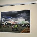 """""""Salió el sol para Quetzalcóatl"""", César Oznaya, Fotografía digital impresa en papel algodón, exposición """"En El Aire / Up In The Air"""""""