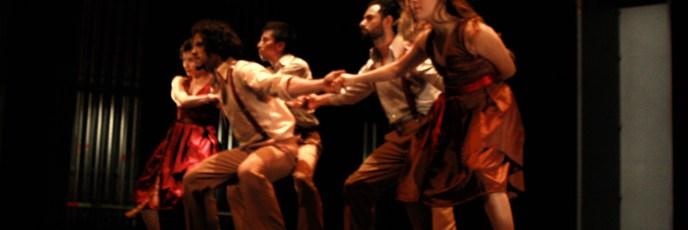 Seducción, entre la danza y el teatro, entre la ternura y la pasión