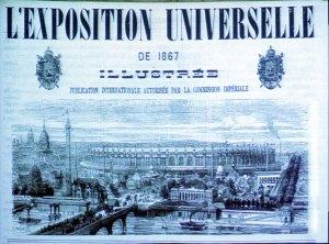 International Exhibition de Londres, 1862, Exposiciones Universales: Paris 1867, 1878 y 1889, Viena 1873.
