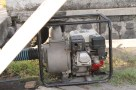 Pompa yang digunakan sebagai perangkat irigasi