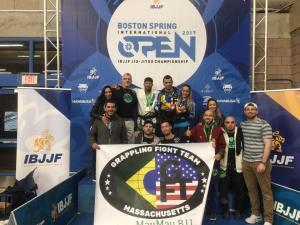 boston open 4
