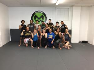 Maumau Brazilian Academy now Offering Muay Thai Training