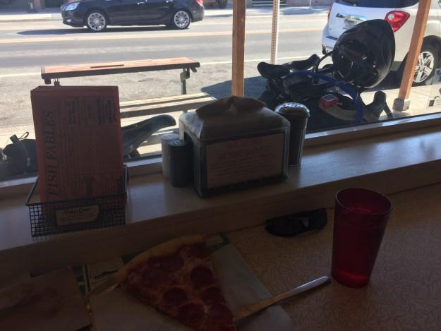 mmmmmm. Pizza