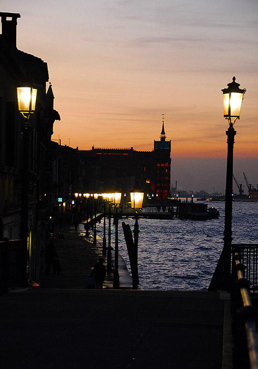 I/Venetien/Venedig: Guidecca, Fondamenta di San Biagio
