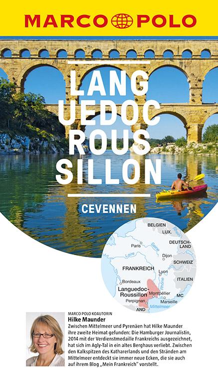 MARCO POLO Languedoc-Roussillon: Innentitel der achten Auflage