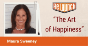 Maura Sweeney on ReLaunch Podcast
