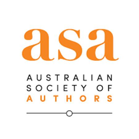 Maura Pierlot Membership - Logo for the Australian Society of Authors