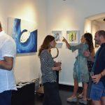 PromArte Borgo gallery Roma Maura Gottardo Maura Yoga Punto Nave