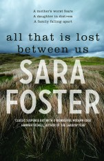 Sara Foster All That is Lost Between Us high res