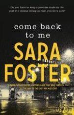 Sara Foster cover-come-backtome-2017