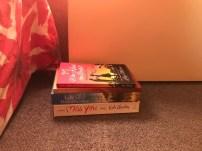 Tess's book stop