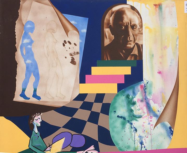 #67 Studio Walls