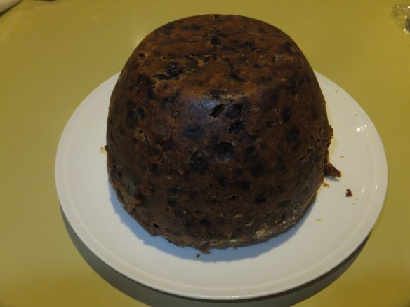 Christmas Pudding, 2014