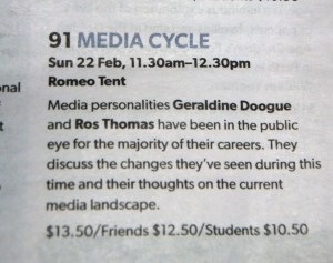 Media cycle (from the PWF 2015 program