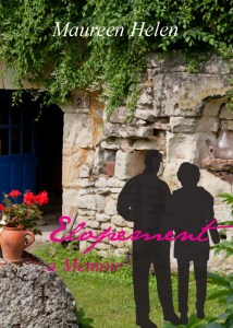 My new book, Elopement: a Memoir