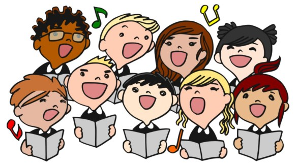 Sing for Health and happiness (image from youtube)