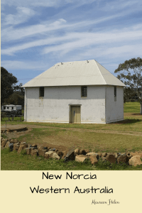 New Norcia bakery